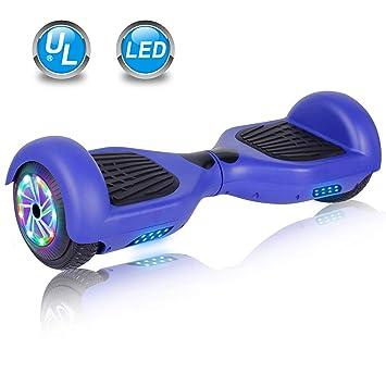 Amazon.com: Uni-Sun - Tabla de hoverboard de 2 ruedas con ...