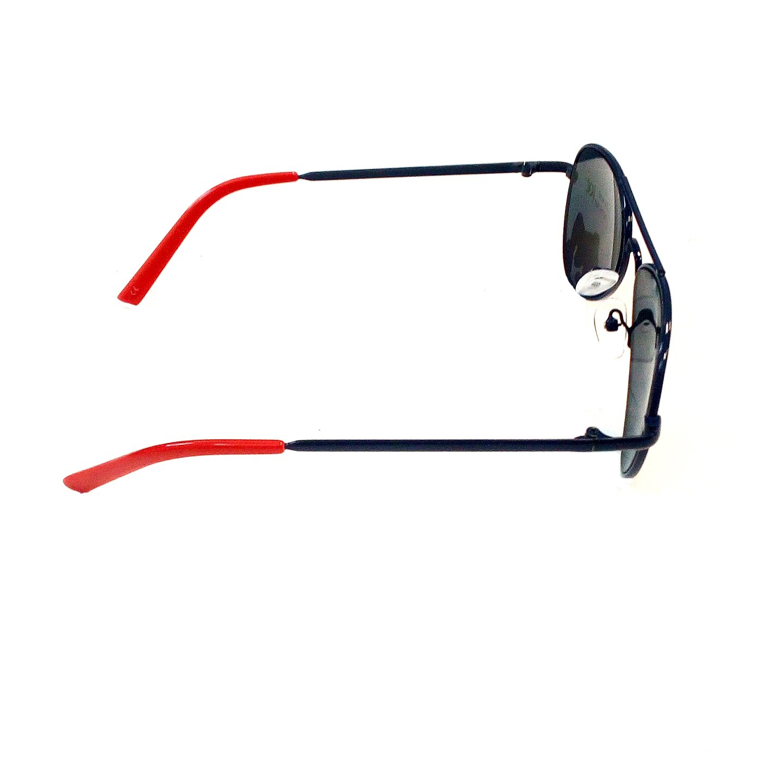 Spiderman Gafas de sol met/álica tipo aviador Kids Euroswan MV16118 unica