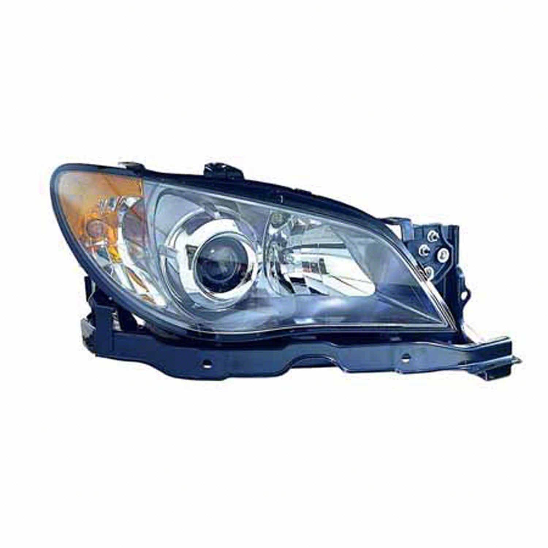 OE Replacement Headlight Assembly SUBARU IMPREZA Partslink Number SU2503131 Multiple Manufacturers SU2503131C