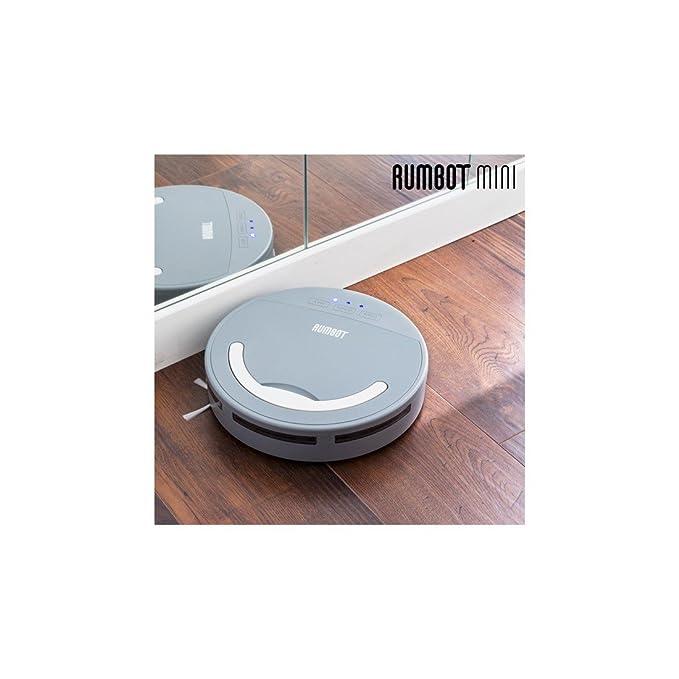 Omnidomo-RumBot Mini-Robot Aspirador Inteligente, Cepillo ...