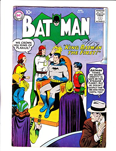 "Batman No.1251959 ""King Batman The First"""