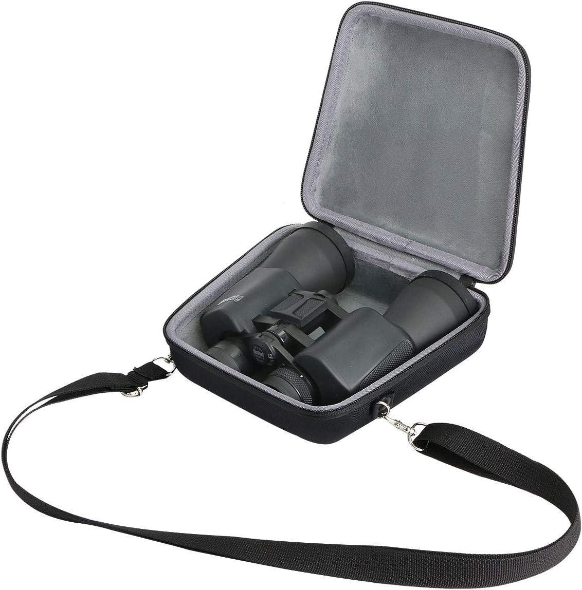 co2crea Hard Travel Case for Bushnell Falcon/Powerview Wide Angle Binocular