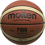 Molten Basketball Official Size 7 FIBA Indoor Composite B GF7