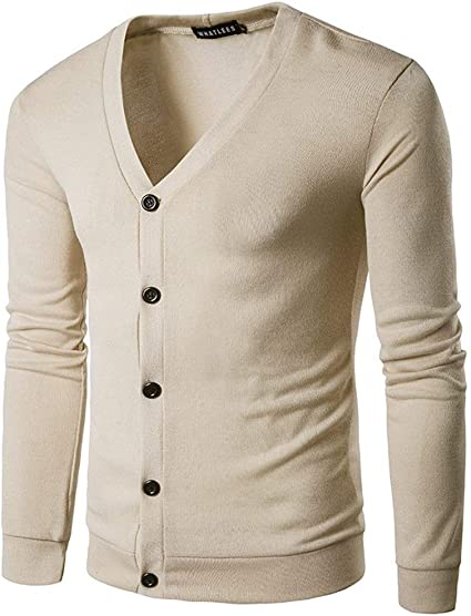 Heren Round Nieuwe Heren trui met lange mouwen Mannen