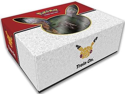 amazon com pokémon tcg super premium collection mew and mewtwo card