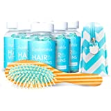 Sugarbearhair Vitamins - 6 month supply with free hair brush and our luxury cosmetic bag