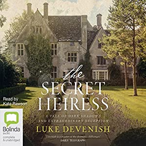 The Secret Heiress Audiobook