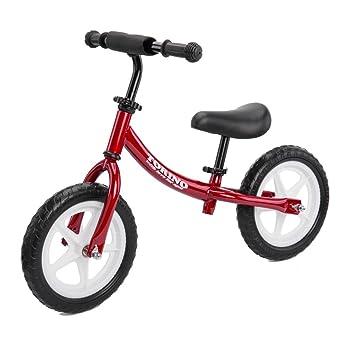 Amazon Com Balance Bike For Boys And Girls Classic No Pedal