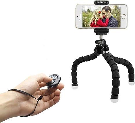 Trípode portátil estilo Octopus para iphone, todo Smartphone ...