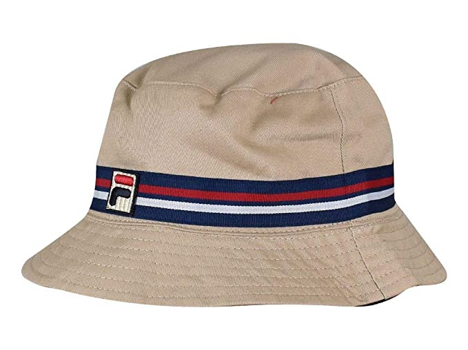 09a835b9a Fila Men's Heritage Basic Comfort Fashion Bucket Hat