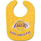WinCraft NBA Los Angeles Lakers WCRA2059914 All Pro Baby Bib