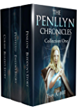 The Penllyn Chronicles Collection 1: The Prequels to The Cup of Blood Series