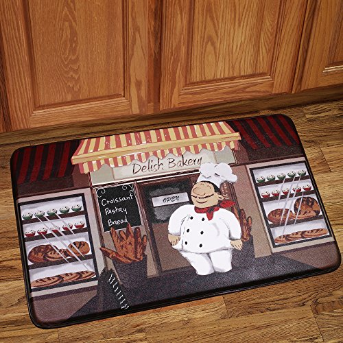 Sweet Home Collection Fatigue Kitchen product image