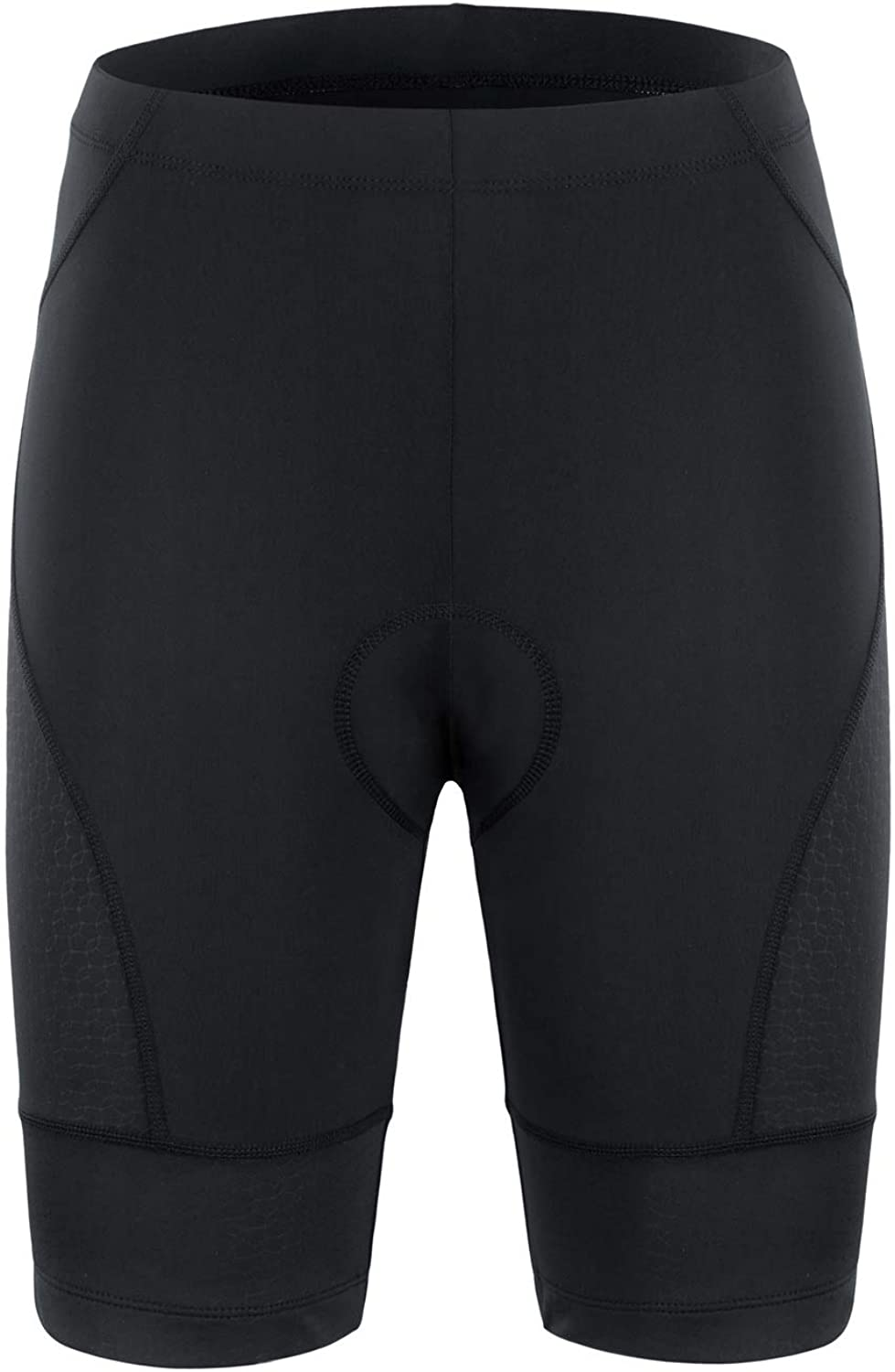 Cycling Shorts with 3D Gel Pad beroy Women Breathable Bike Shorts