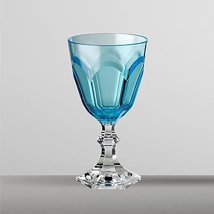 finest selection 72834 f567d Amazon.com: Mario Luca Giusti Set 6 Dolce Vita Wine Glass ...