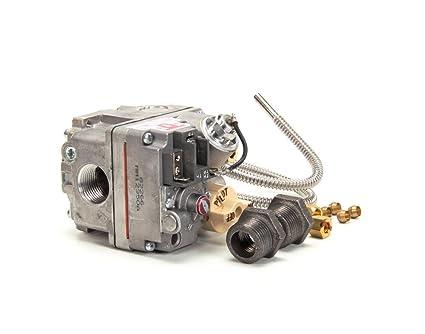 Imperial 1174-rs Combo Válvula de gas de la freidora IFS
