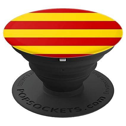 Amazon.com: Bandera de Cataluña Colores Catalizadores ...
