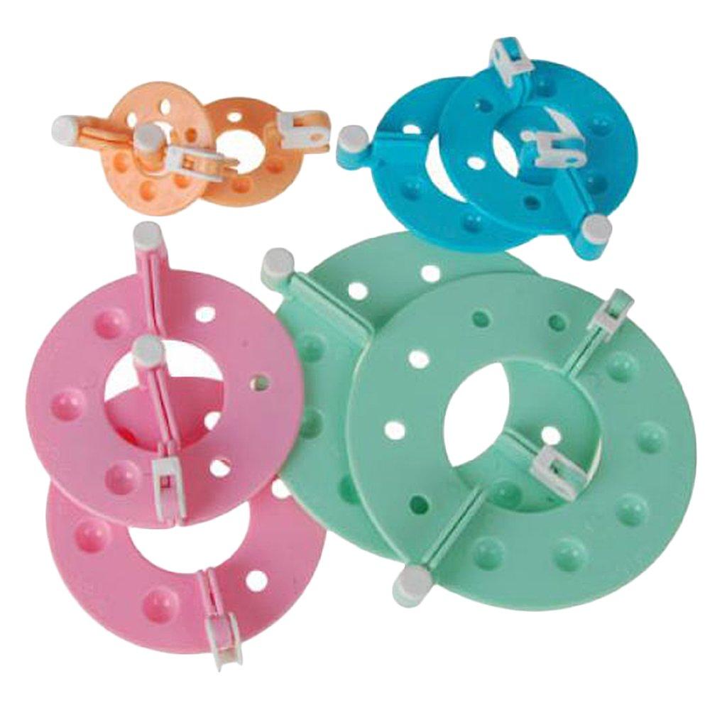 4 Size Pom Pom Pompom Maker Fluff Ball Weaver Random Color Amazon