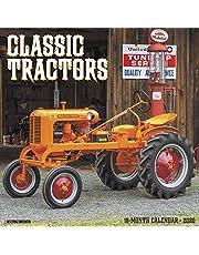 Classic Tractors 2020 Wall Calendar