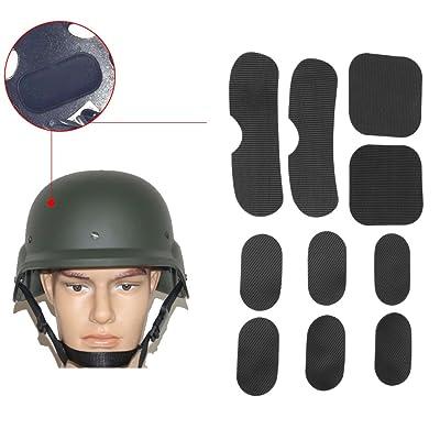 Anti-Collision Helmet Padding Kit Helmet Sponge Bicycle Replacement Universal Foam Pads Set VGEBY1 Helmet Foam Pads