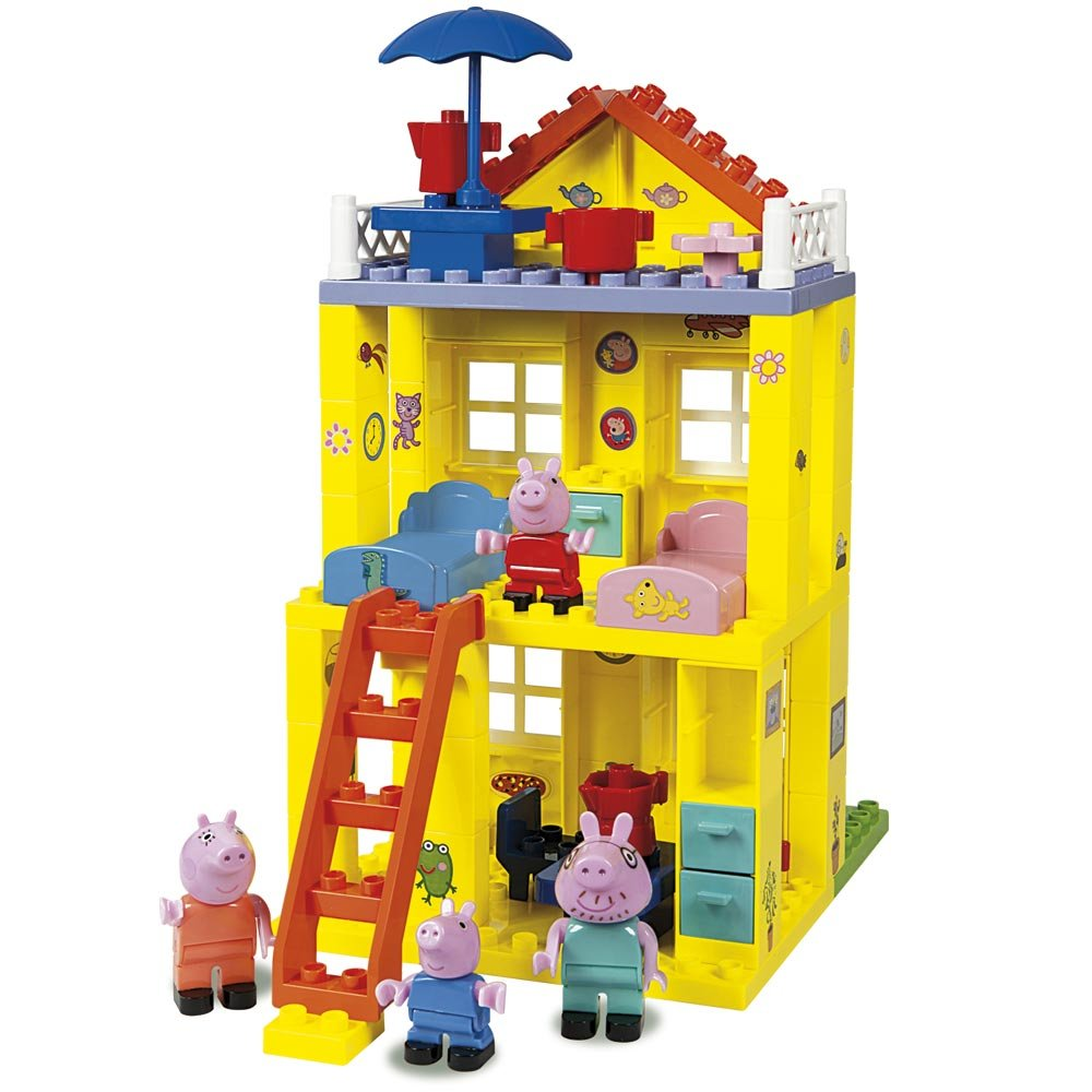 Simba Game New House Construction Peppa Pig