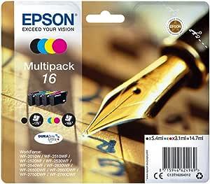 Epson Original – EPSON WorkForce WF- 2630 (16/c13t16264012 ...