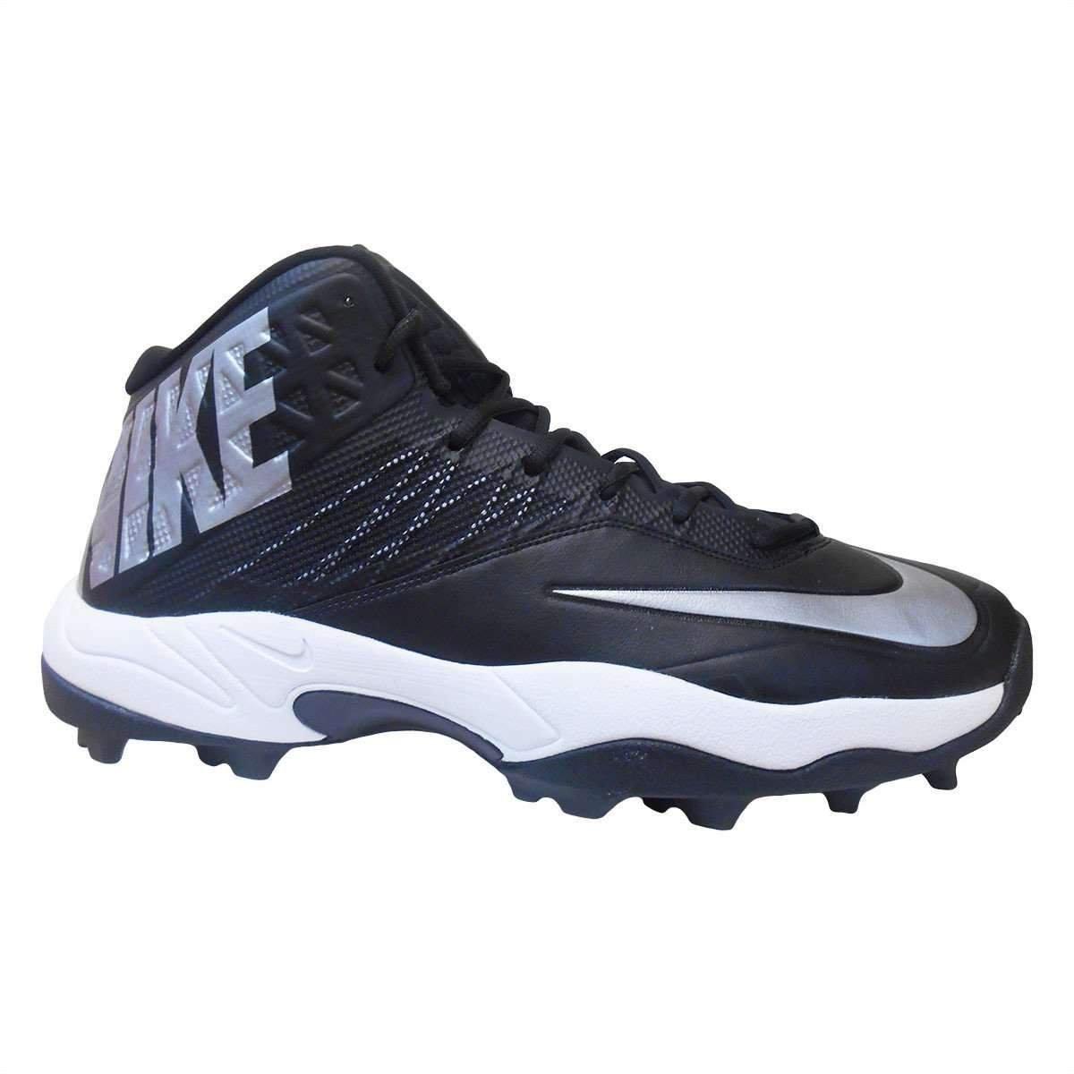 Nike メンズ B01MUBSILA 15 D(M) US|ブラック ブラック 15 D(M) US