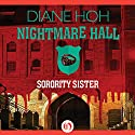 Sorority Sister Audiobook by Diane Hoh Narrated by Tara Sands