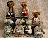 Teddy Bear ''Billy'' ± 12 Inches - SEW IT YOURSELF KIT (152-074)