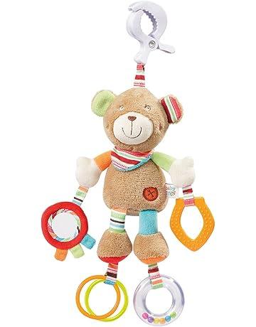 2 x Babyspielzeug Geräusche Rassel Greifling 15 Kleinkindspielzeug
