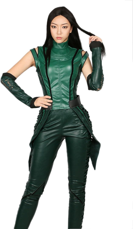 Amazon.com: xcostume Mantis disfraz para mujer Cosplay de ...