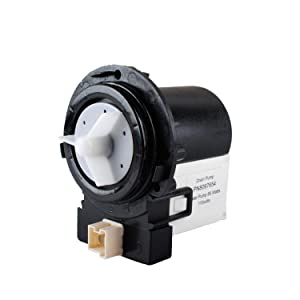 DC31-00054A Washer Drain Pump Motor Assembly Compatible with Samsung Washing Machines by Podoy - Replace Parts AP4202690 1534541 PS4204638 &DC31-00016A 62902090
