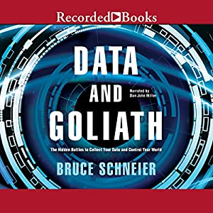 Data and Goliath Hörbuch