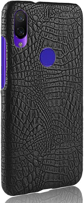GOGODOG Compatible with iPhone SE 2020 Case Full Cover Ultra Thin Matte Anti Slip Scratch Resistant Imitation Leather Protective Back Shell Pink