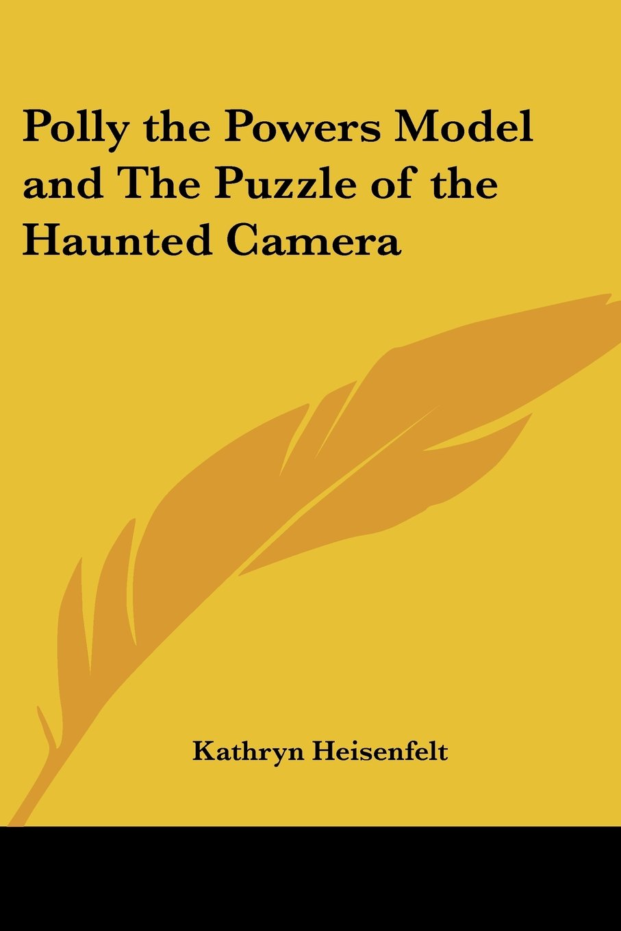 Download Polly the Powers Model and the Puzzle of the Haunted Camera pdf