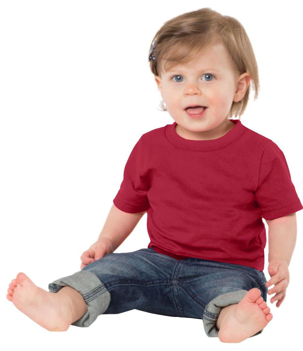 Precious Cargo Infant 5.4-oz 100% Indispensable Cotton T-Shirt CAR54I