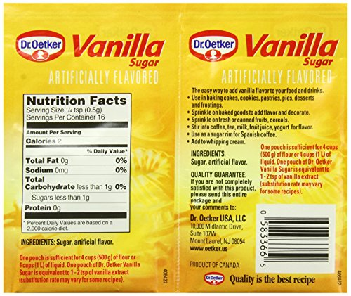 Sugar Vanilla 6 Pak Pack Of 12 Amazon Grocery