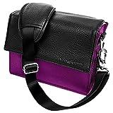 Purple Besteker Portable Digital Video Camcorder Case Shoulder Bag Accessories Case