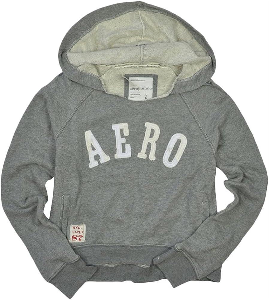 Women/'s Sweatshirt Aeronautica Militare Pilot FZ043 Grey Retail SALE