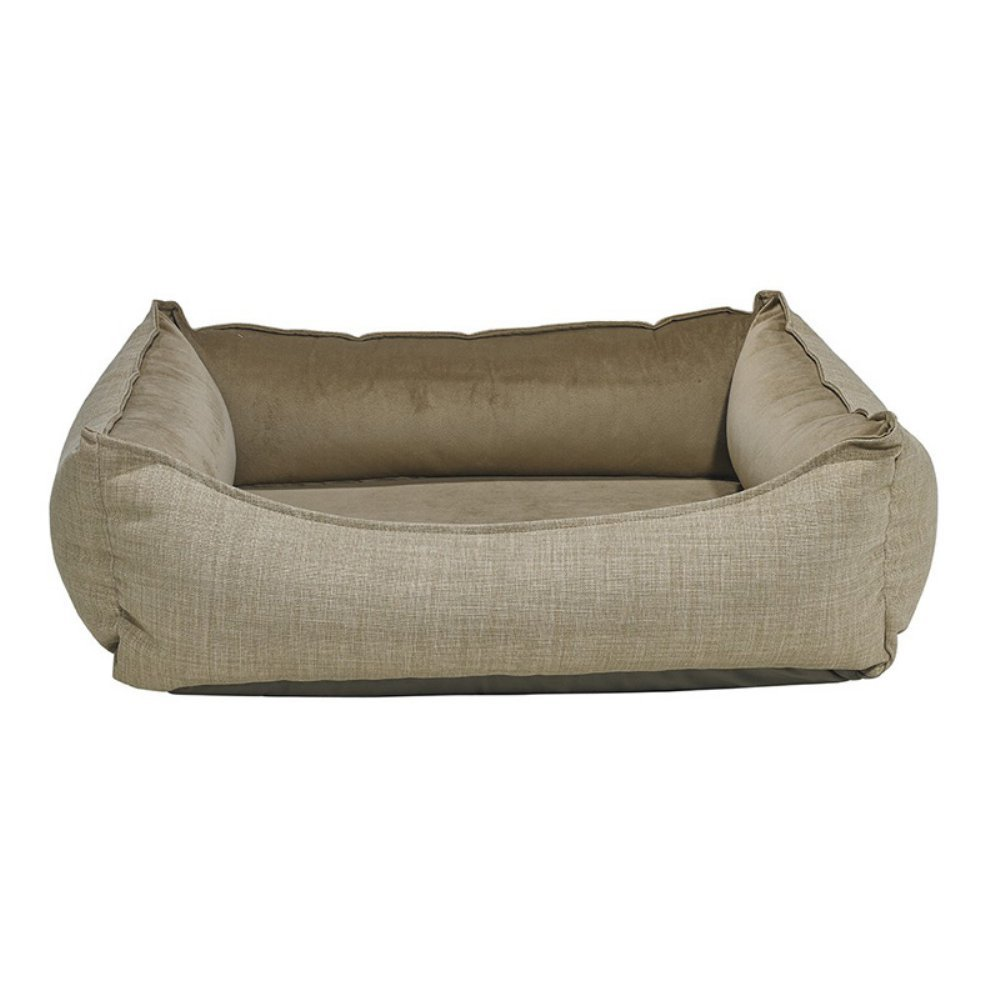 Bowsers Oslo Ortho Bed, X-Large, Flax