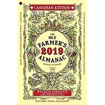 2019 Old Farmer's Almanac Canadian Edition