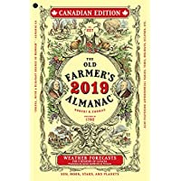 2019 Old Farmer's Almanac Canadian Edition