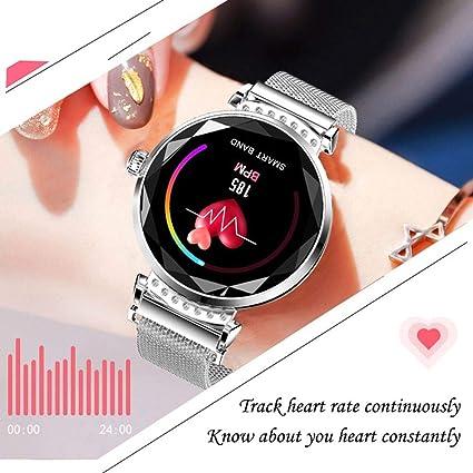Amazon.com: Sizet The Latest Fashion H2 Smart Bracelet Smart ...
