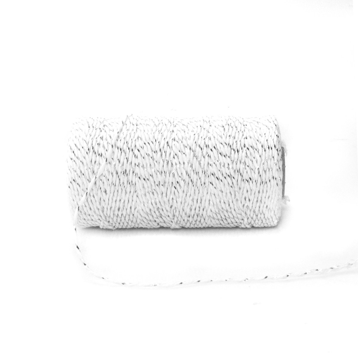 Mimi Pack Cotton Bakers Twine Silver