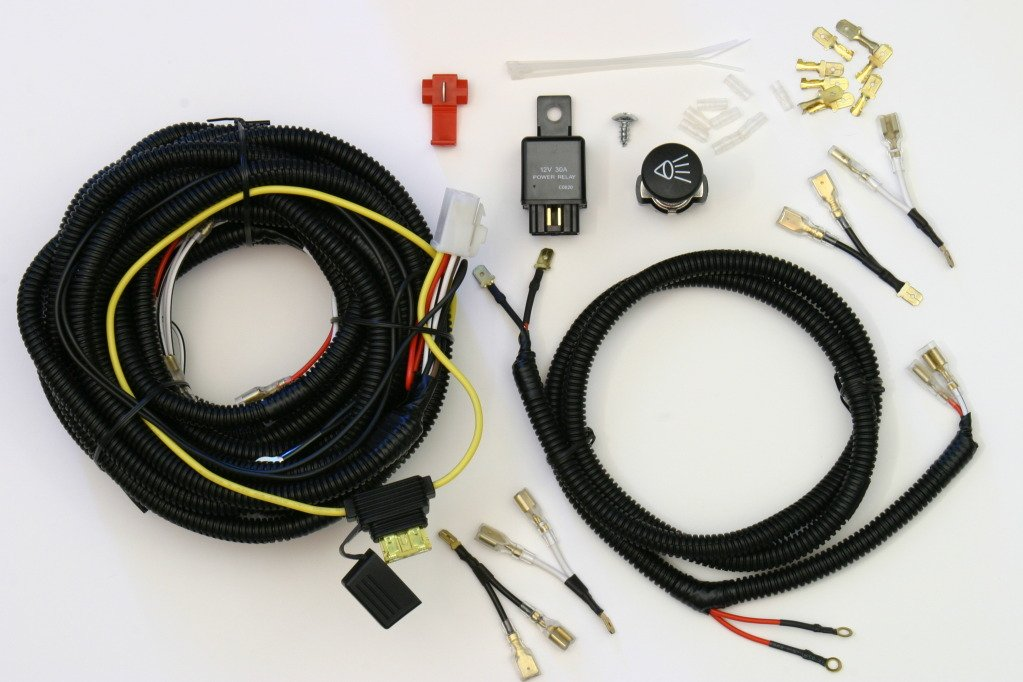 61Phnt4K2iL._SL1023_ amazon com universal golf cart wire harness club car yamaha ez go Pride Go Go Ultra Battery at reclaimingppi.co