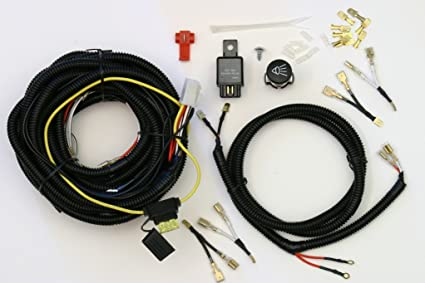 amazon com universal golf cart wire harness club car yamaha ez go Yamaha Wire Diagram for 36 Volts image unavailable