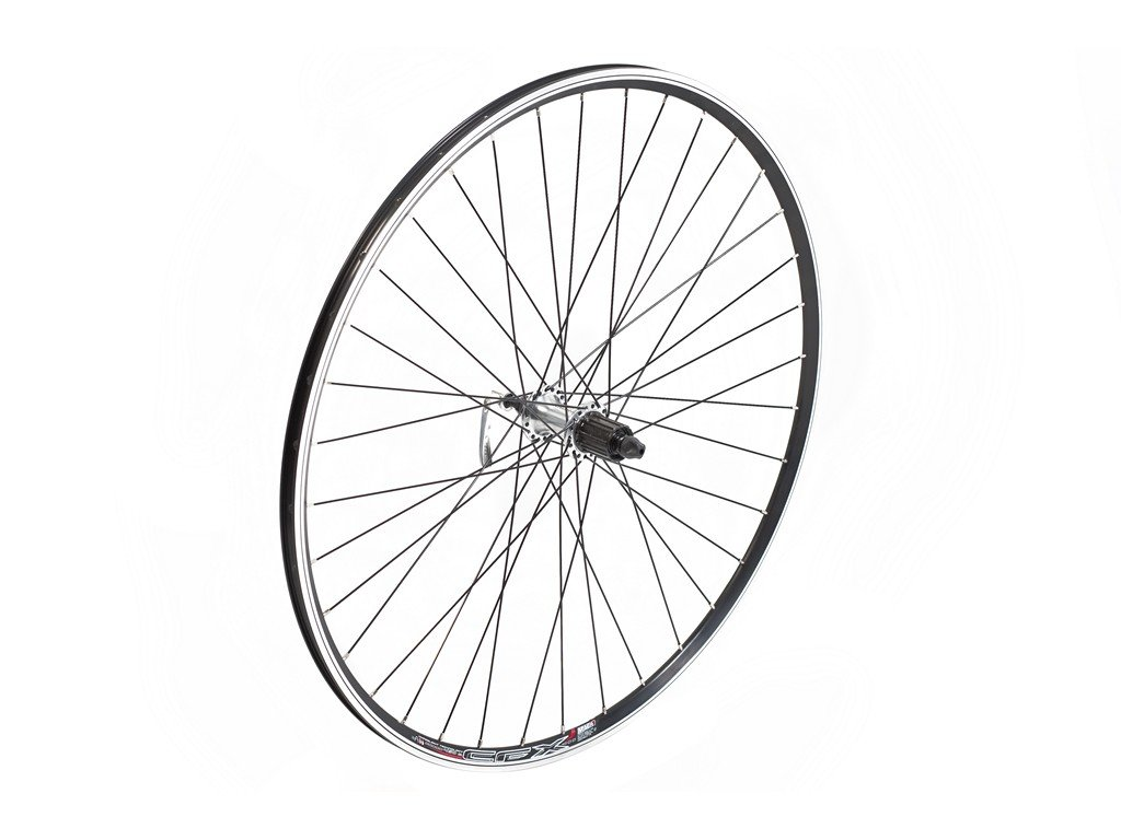 Tru-build Wheels RGR955 Hinterrad, schwarz, 700 C