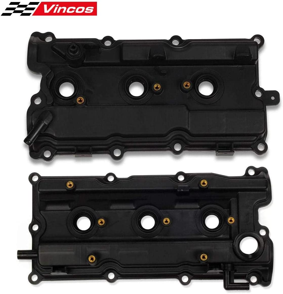MOSTPLUS New Left Valve Cover For Nissan Maxima Quest 132648J113 132647Y010 13264ZA30A