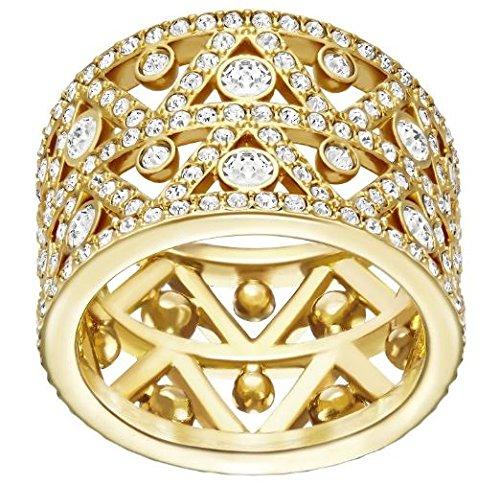 Swarovski Dazzling Ring Size 7 - 5166558 by Swarovski
