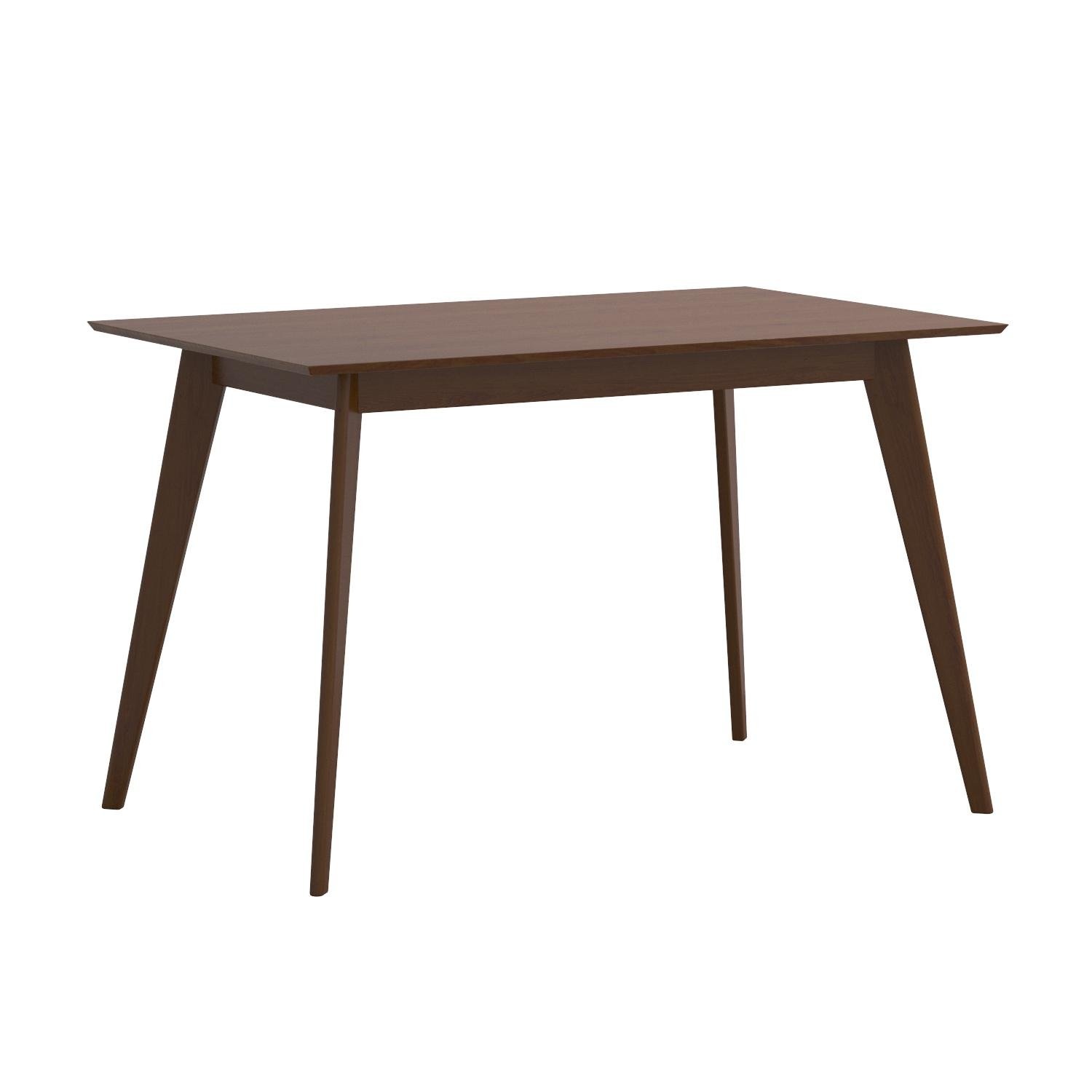 Coaster 103061 Home Furnishings Dining Table, Chestnut by Coaster Home Furnishings (Image #6)